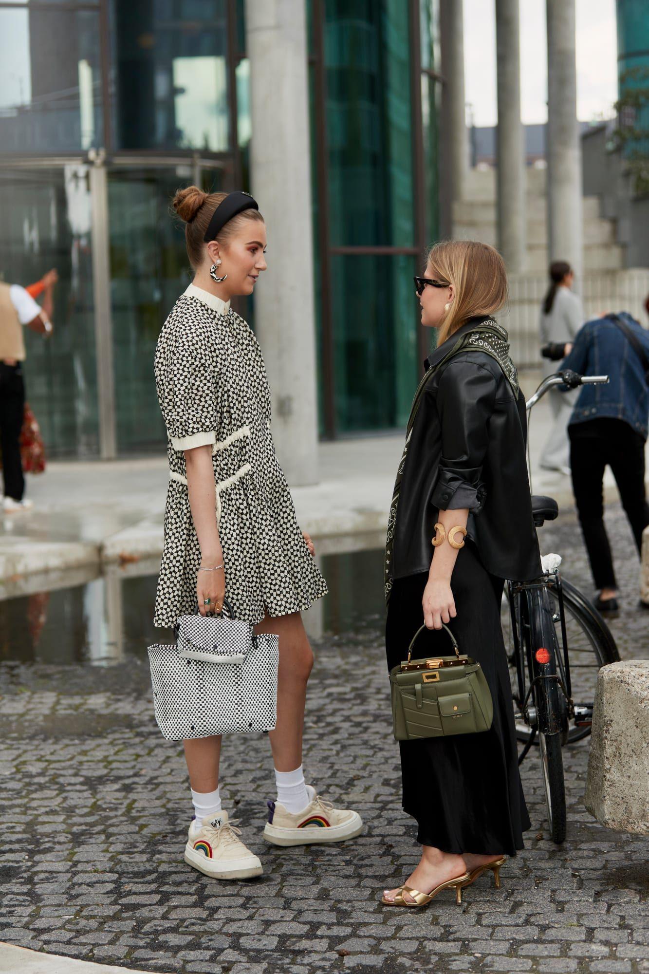 Blazers Were a Street Style Favorite at Copenhagen Fashion Week
