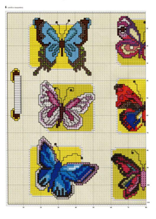 Gallery.ru / Photo # 84 - butterfly - irisha-ira