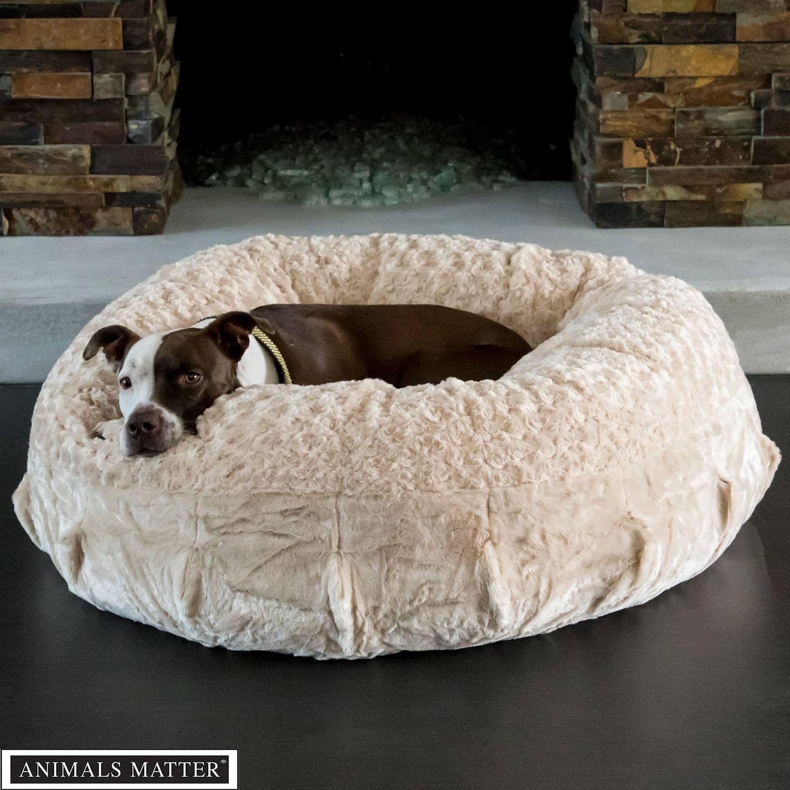 Katie Puff Orthopedic Luxury Dog Bed Dog Bed Luxury Dog Bed