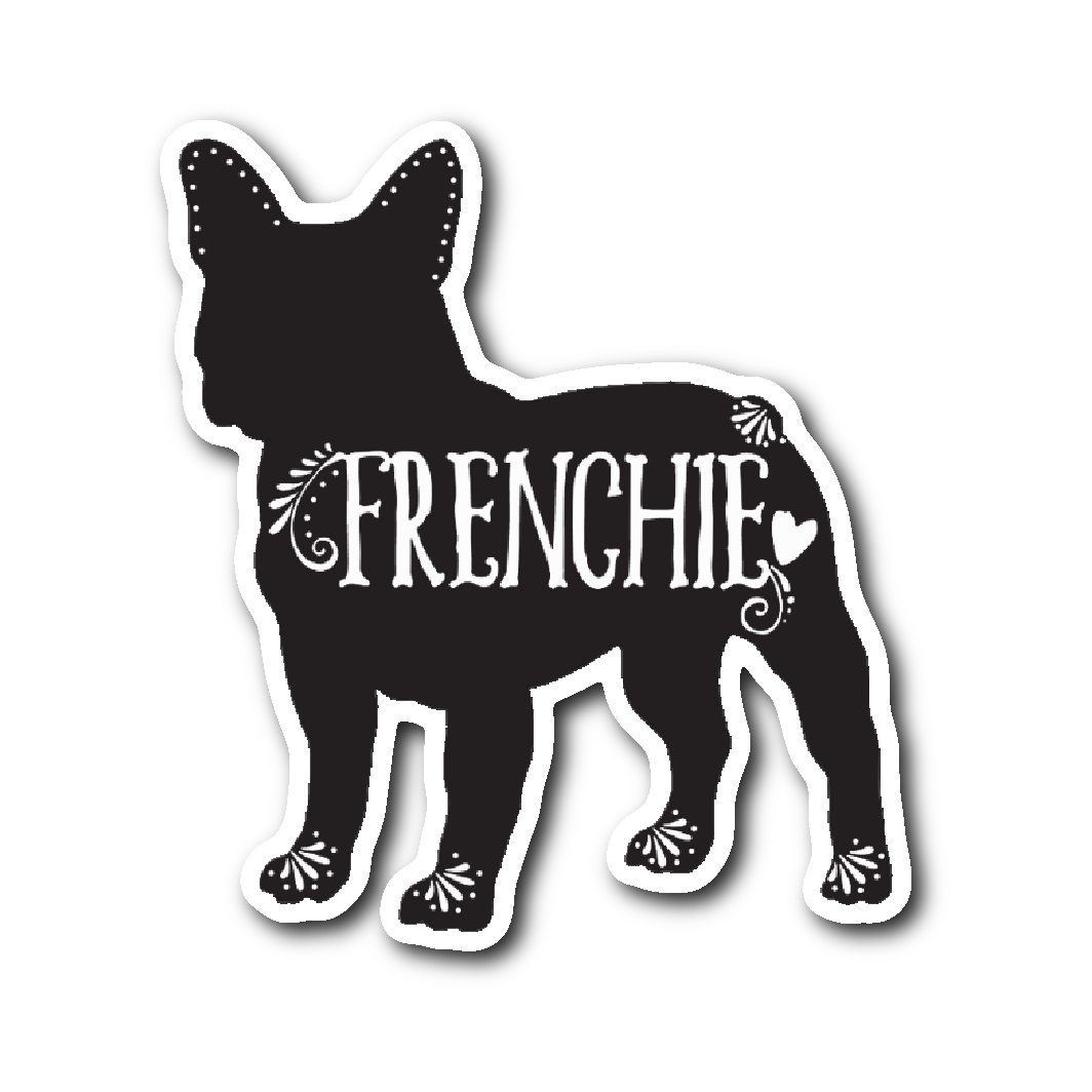 French Bulldog Frenchie Sticker