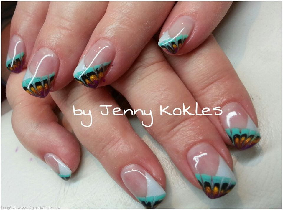 Modellage von JK Nails, Make -up and more. .., , Jenny Kokles ...