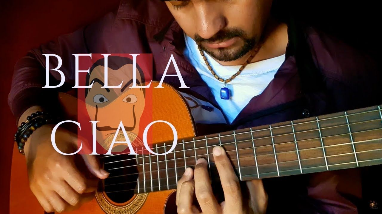 33 Bella Ciao Classical Guitar By Luciano Renan Youtube Classical Guitar Ciao Guitar