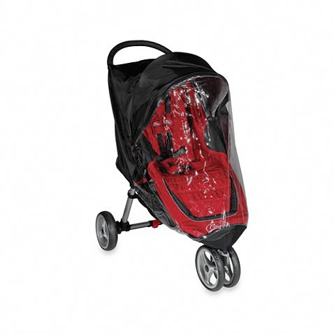 Baby Jogger® City Mini/City Mini GT Rain Canopy Single