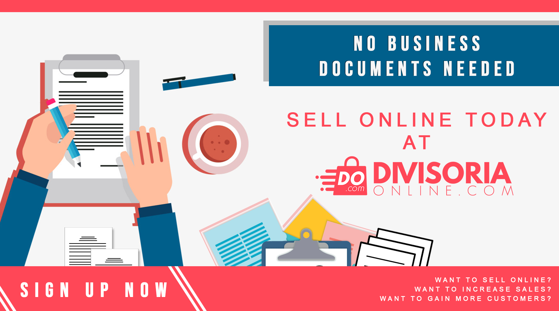 bbfc0decd Expand your business online. Be an online seller at Divisoria Online.  Increase your sale
