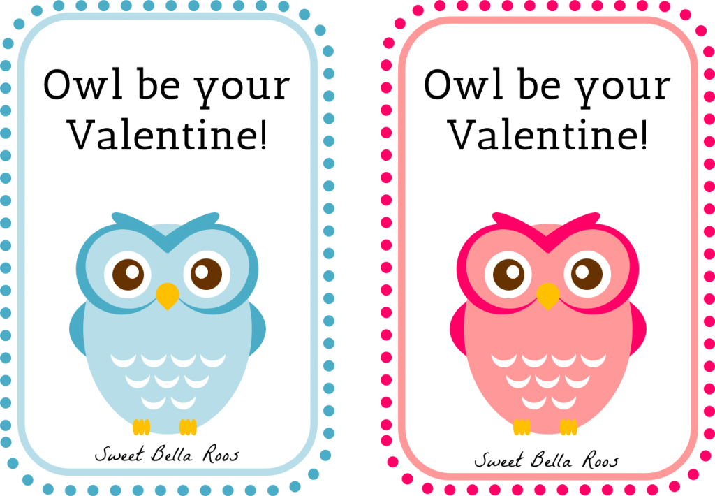 Free Valentine S Day Printables Owl Be Your Valentine Owl Valentines Valentine S Day Printables Valentines Card Holder