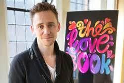 tom hiddleston the love book