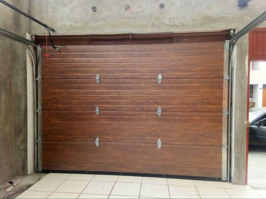 Puerta Seccional Portones De Herrería Modernas Estilo De Puerta Puertas Automaticas Puertas De Garaje