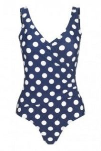 a8e974f4c3650 Tall Illusion Wrap Swimsuit at Long Tall Sally | Summer Fashion For ...