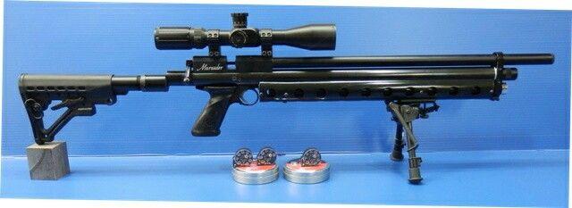 Customized Benjamin Marauder   Air Rifles