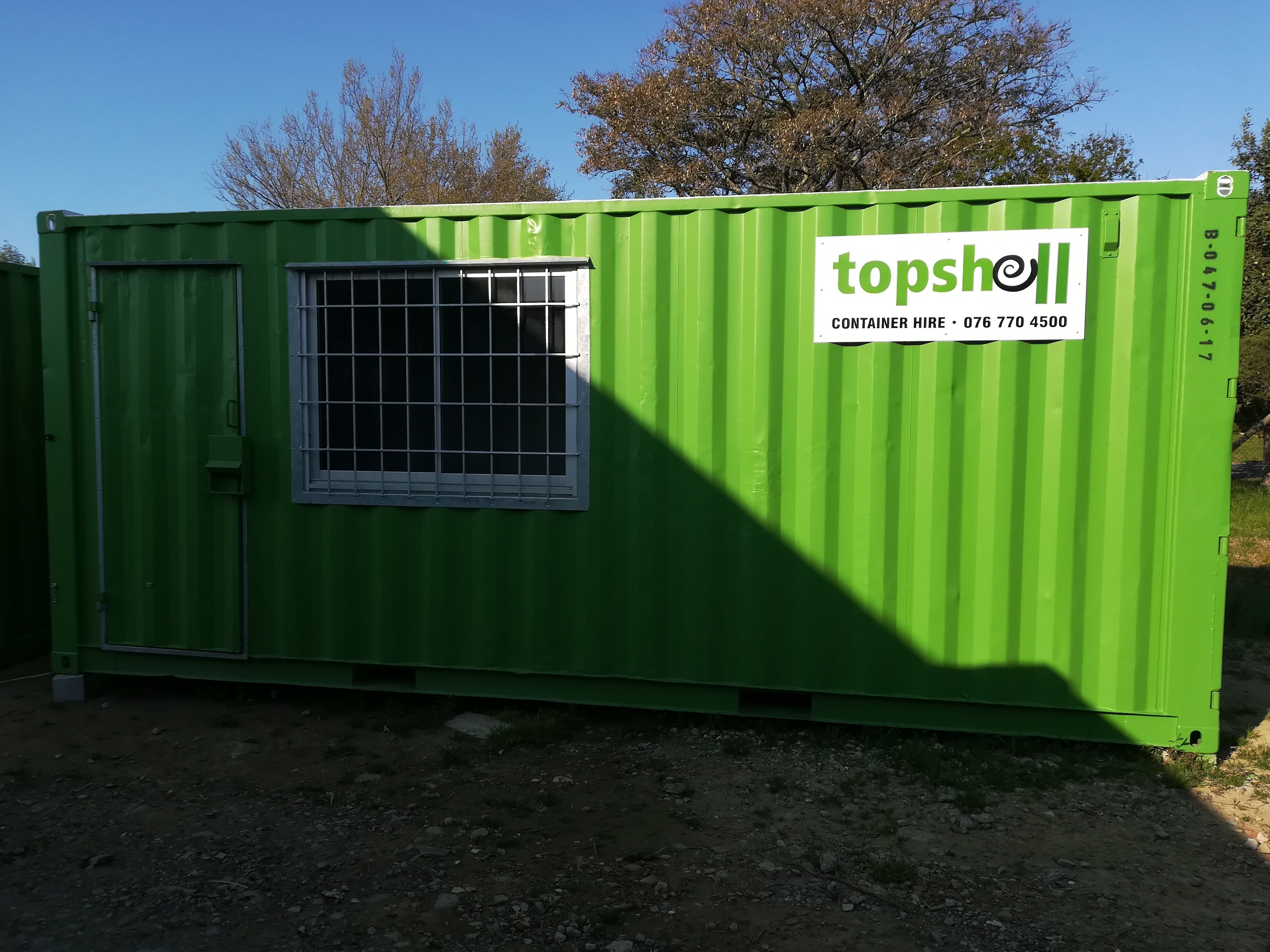 Site Office Container Site Office Self Storage Shipping Container Office
