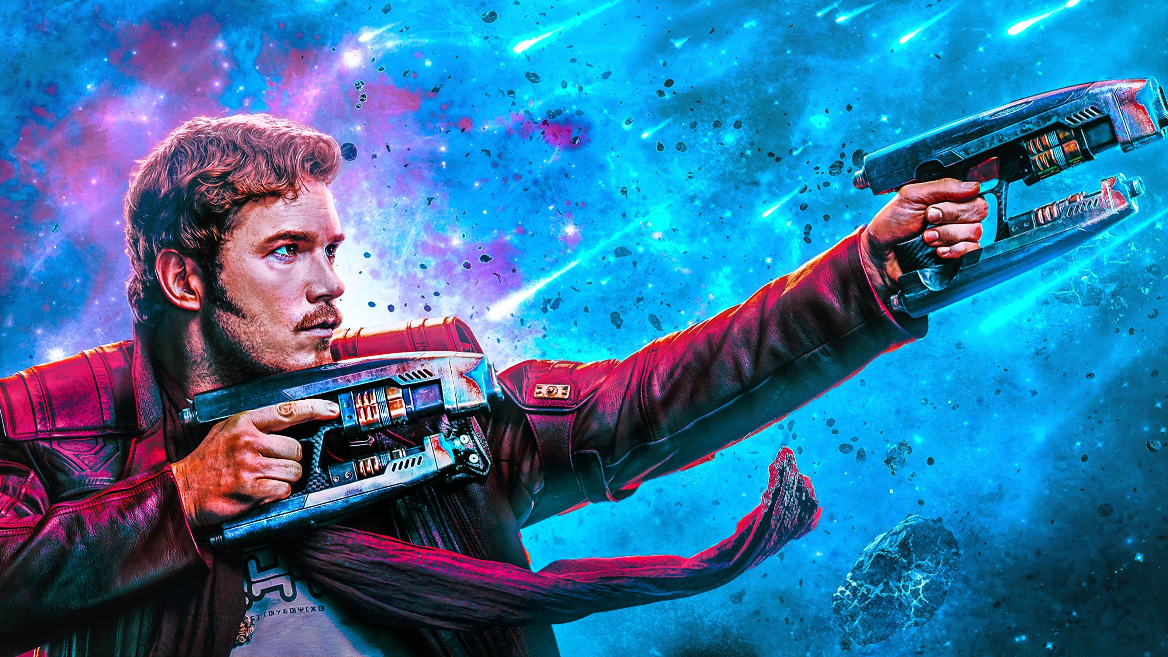 Star Lord 4k 2018 Superheroes Wallpapers Star Lord