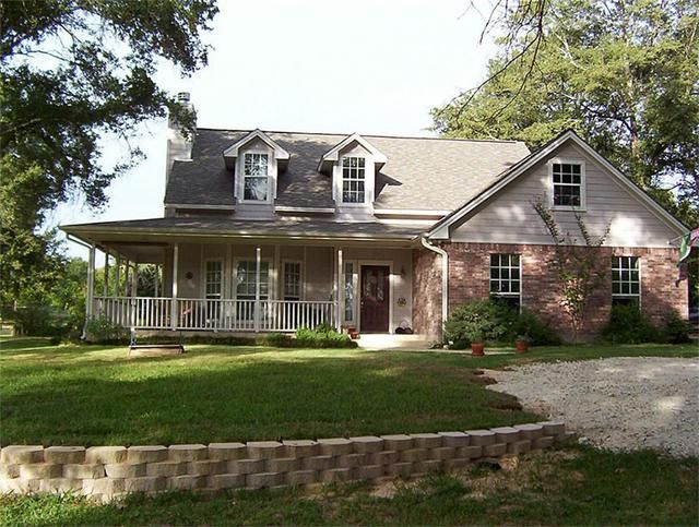 10 Acre 3 2 College Station House Styles House Home