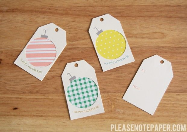 Christmas Gift Tags Ideas.15 Cute And Creative Diy Christmas Gift Tag Ideas Crafts
