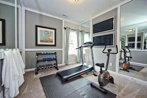 home gym ideas basement homegymdesign in 2020  home gym