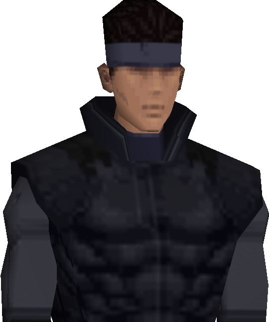 Solid Snake Mgs Psx By Sidneymadmax On Deviantart