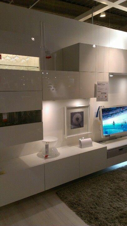 Ikea Wohnzimmer, Wohnzimmer Ideen, Wohnwand Ideen, Ikea Wohnideen, Jugend  Zimmer, Grau Gelb, Tv Möbel, Irgendwann, Aufbewahrung