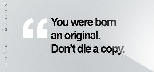 born an original