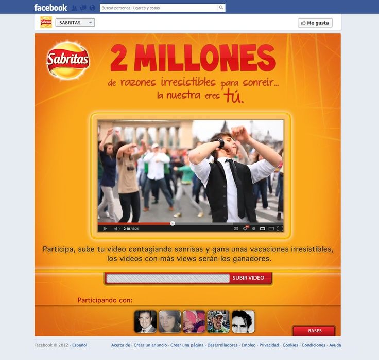 SABRITAS 2 MILLONES