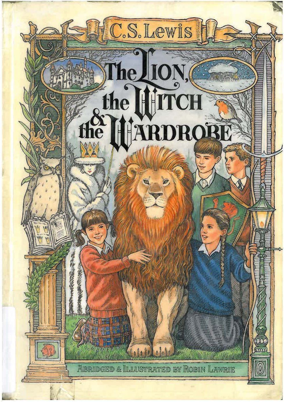 chronicles of narnia allegory