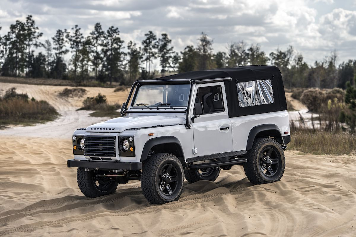Project Gallery | East Coast Defender | The Great Land Rover