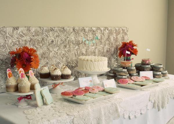 Having a Ball Mason Jar 90th Birthday Party Karas Party Ideas