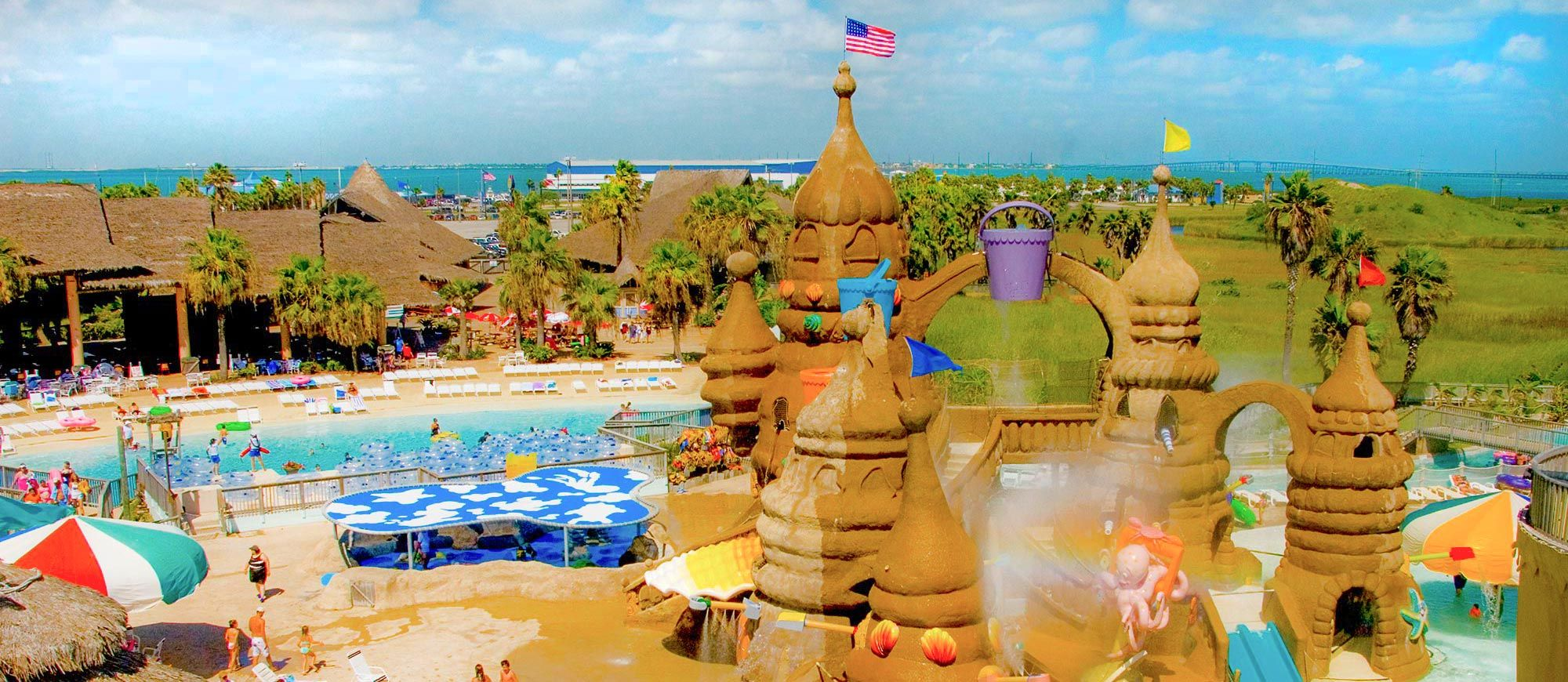 Schlitterbahn South Padre Island Water Park Texas