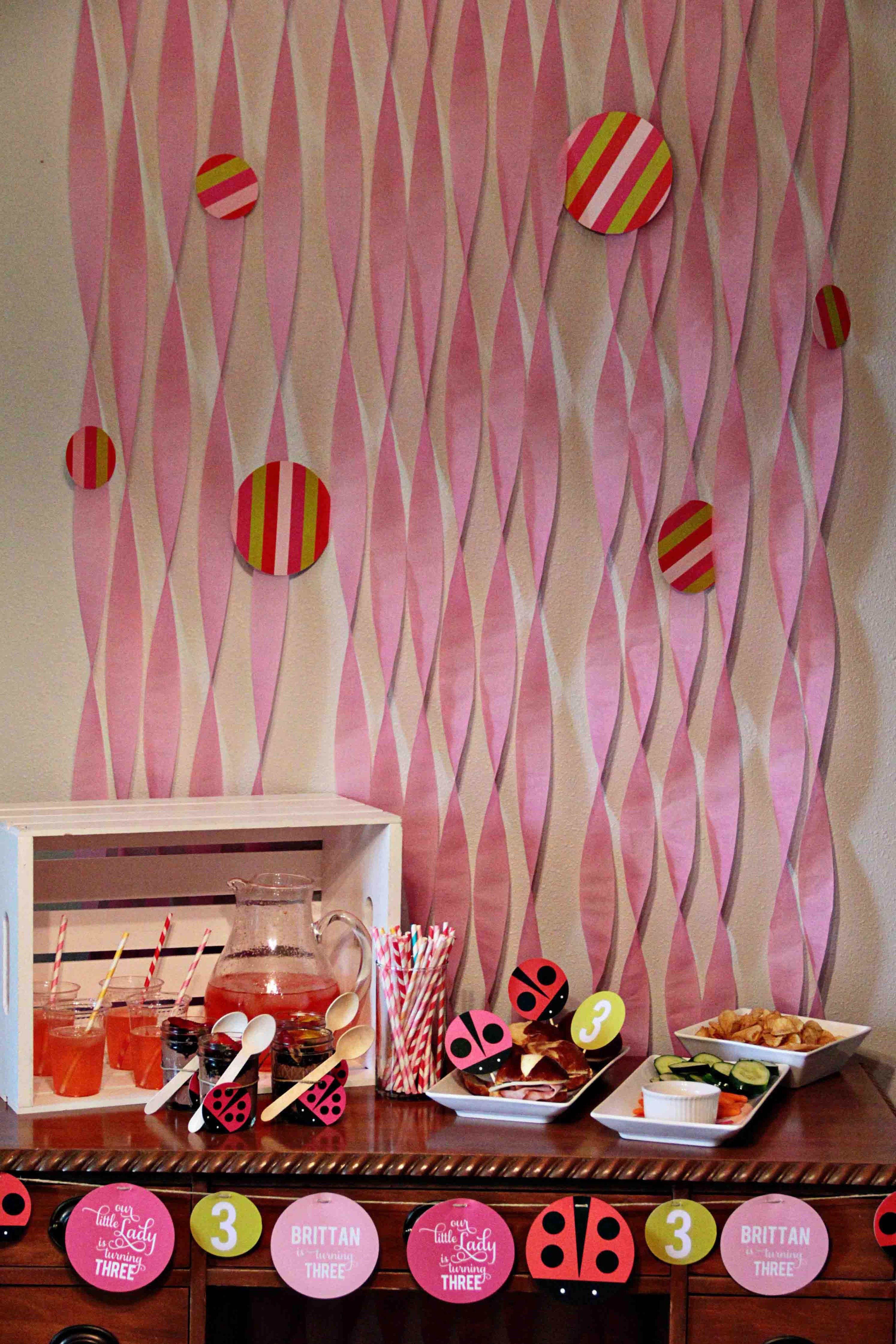 Kids Birthday Party Decoration Ideas at Home 17 | Kids ...