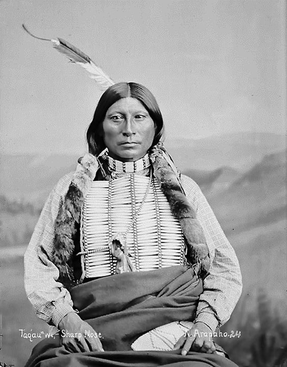 Sharp Nose - Arapaho: