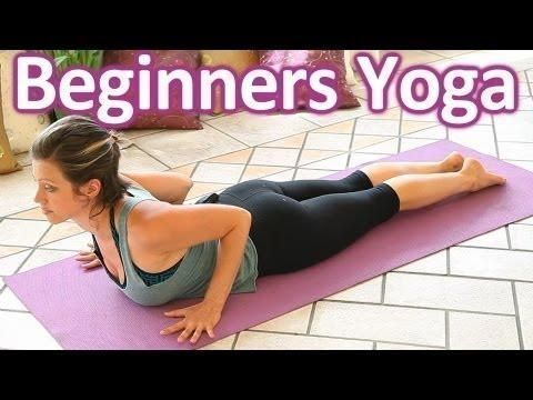yoga workout for beginners  stepstep easy learn yoga