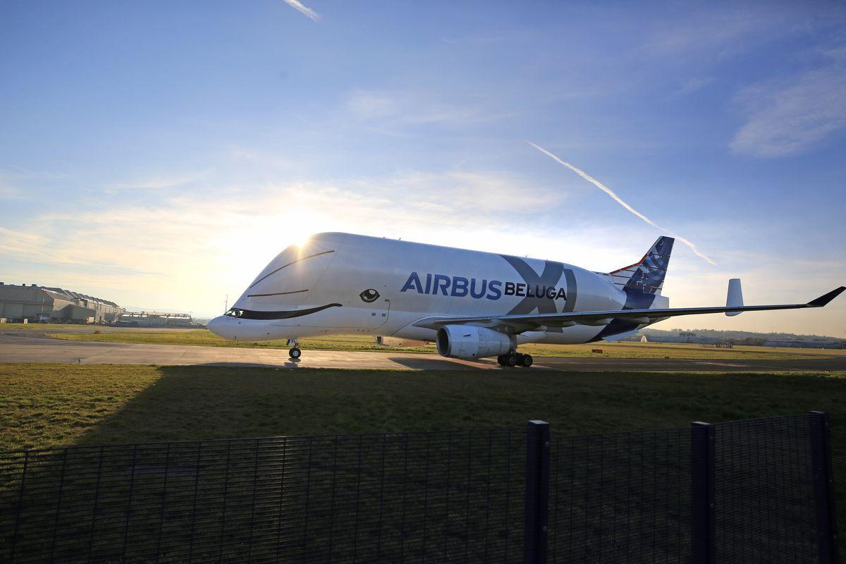 The Airbus Beluga Xl Airbus Beluga Aircraft