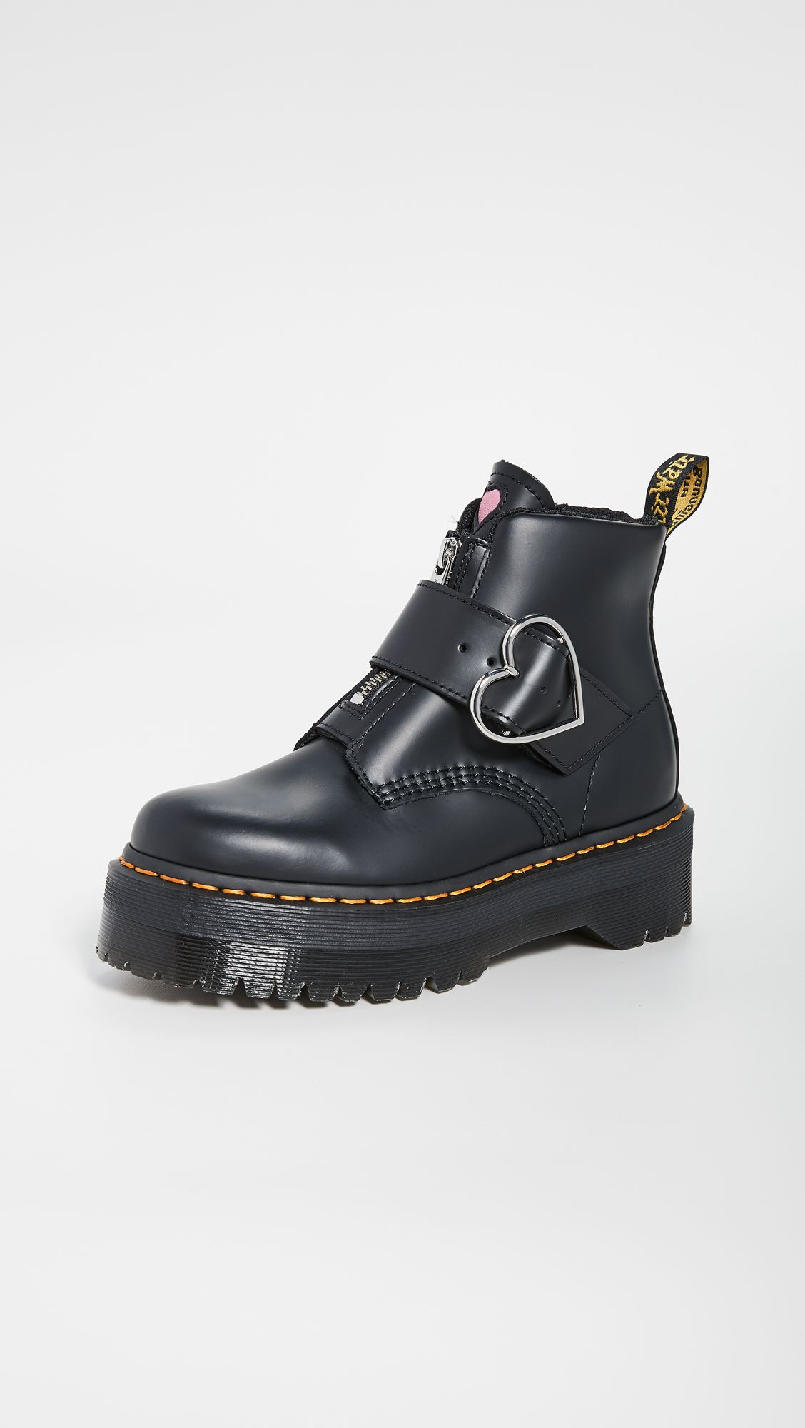 Dr. Martens - Lazy Oaf Buckle Boots