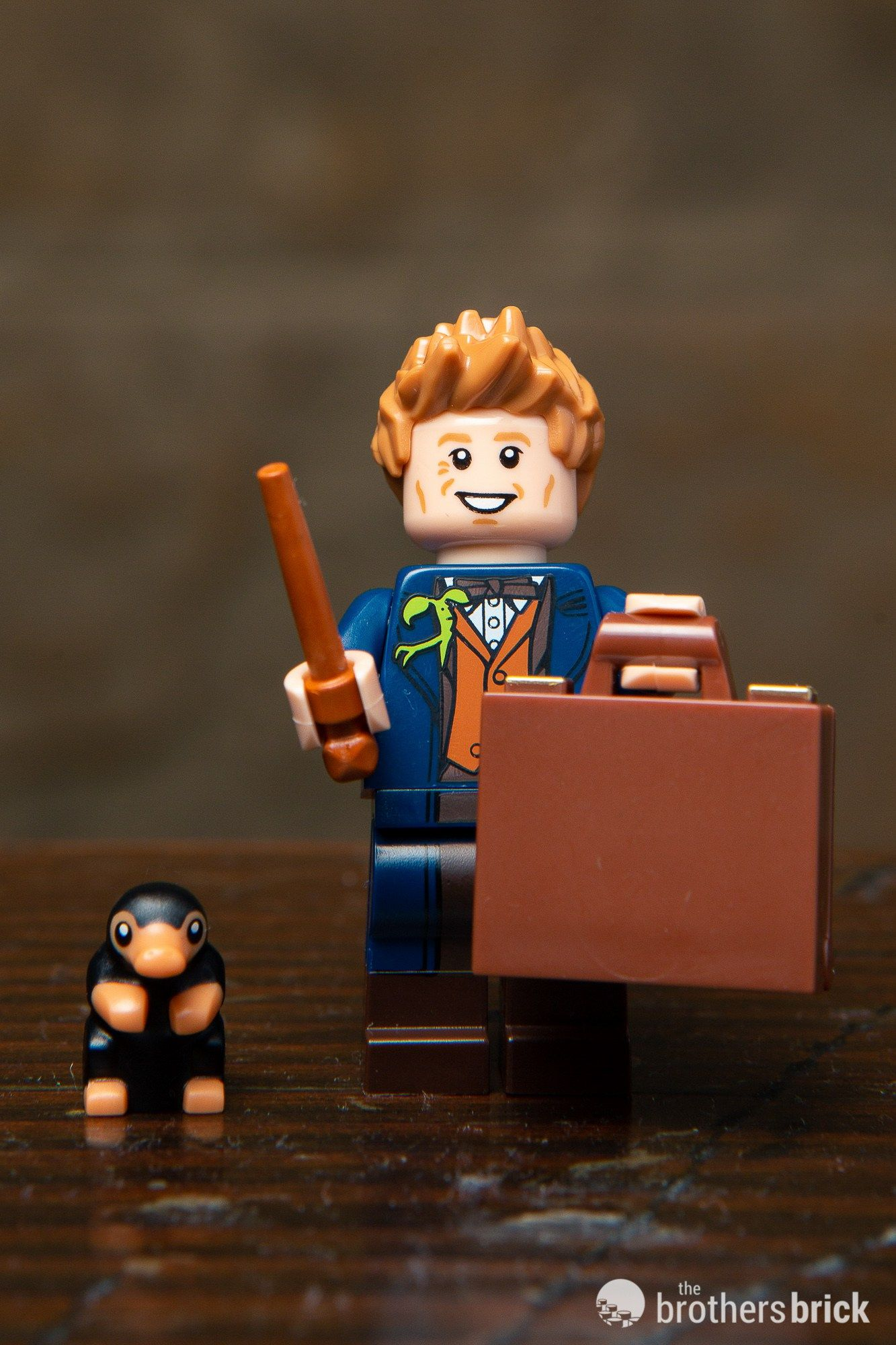 LEGO 71022 Harry Potter Cedric Diggory Minifigur Figur Hogwarts Triwizard