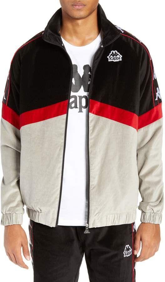 c9bef572be Kappa Authentic Cabrini Track Jacket | Products | Jackets, Kappa ...