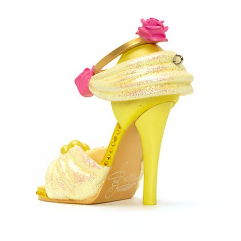 Disney Beauty and the Beast Belle Miniature Decorative ...