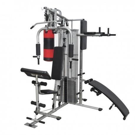 equipement musculation pas cher
