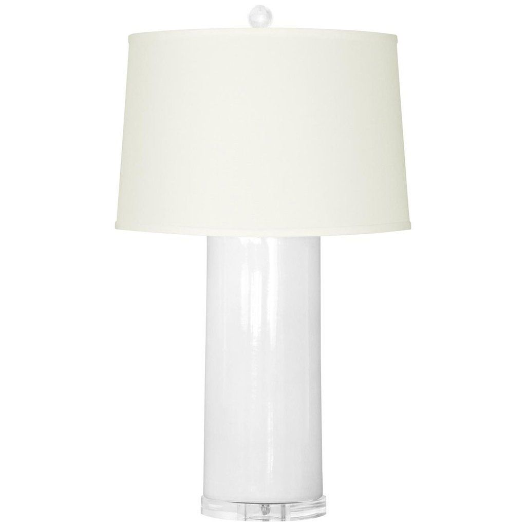 Bungalow 5 Formosa Lamp White Table Lamp Table Lamp Base Table