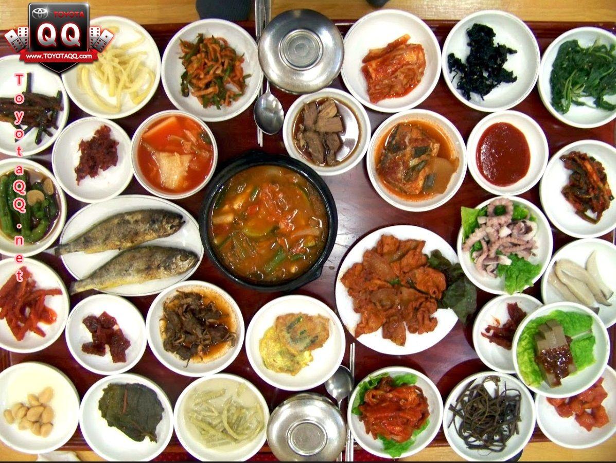 Fakta Unik Makanan Korea Selatan Patut Diintip Korean Side