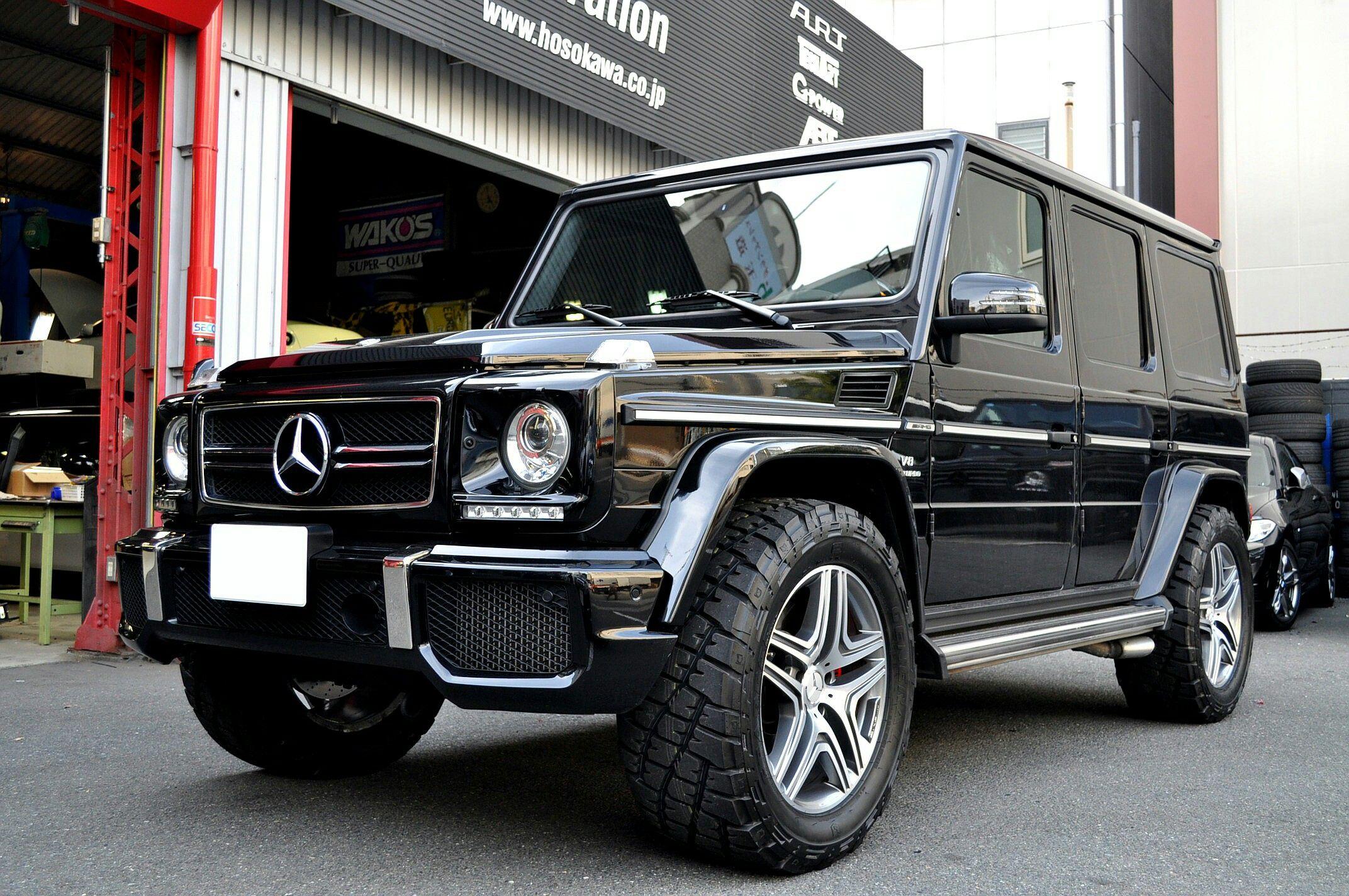 Mercedes Benz G Class Off Road Tires Automotive