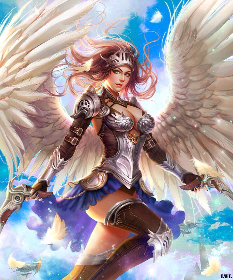 ангел с мечом классные картинки