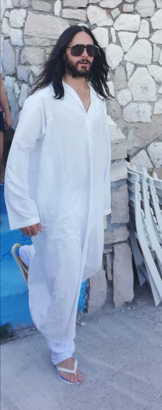 Beautiful Jared Leto on Mars Island 🌴🇭🇷🌴😍😍😍😍