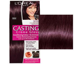 Oreal Casting Creme Gloss 316 Avec Images Shampoing Colorant