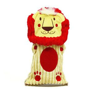 Outward Hound Bottle Buddies Lion Dog Toy Bd Luxe Dogs