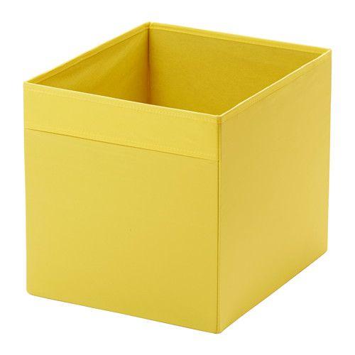 Dröna Rangement Tissu Noir House Ikea Boxes Ikea