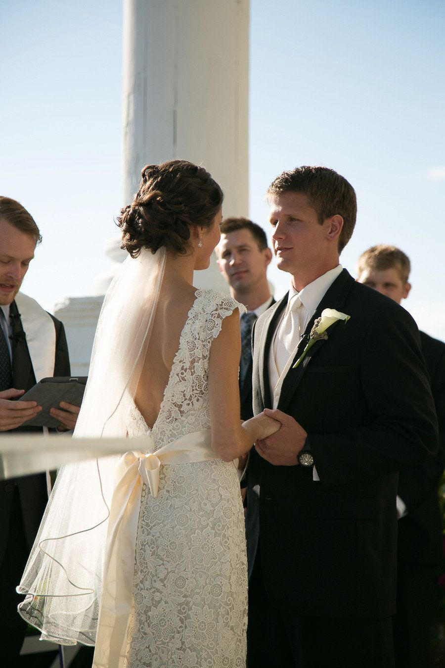 Grand hotel wedding from mccoy made more hotel wedding and