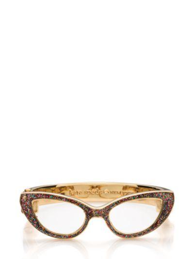 fac492b408c goreski glasses bangle - kate spade new york. Ophthalmic jewelry