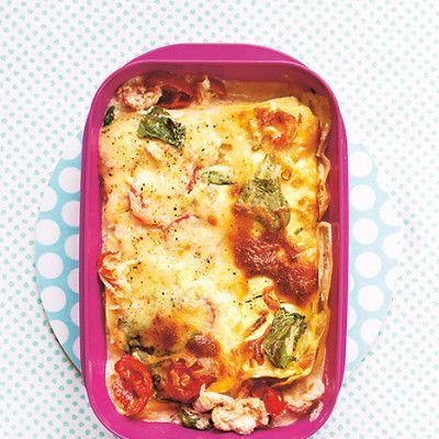 lasagne färsk pasta