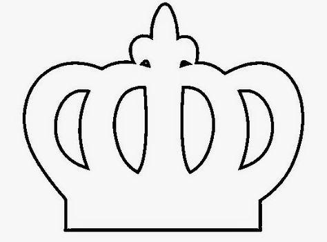 Molde De Coroas Pequenas Pesquisa Google Coroas De Feltro