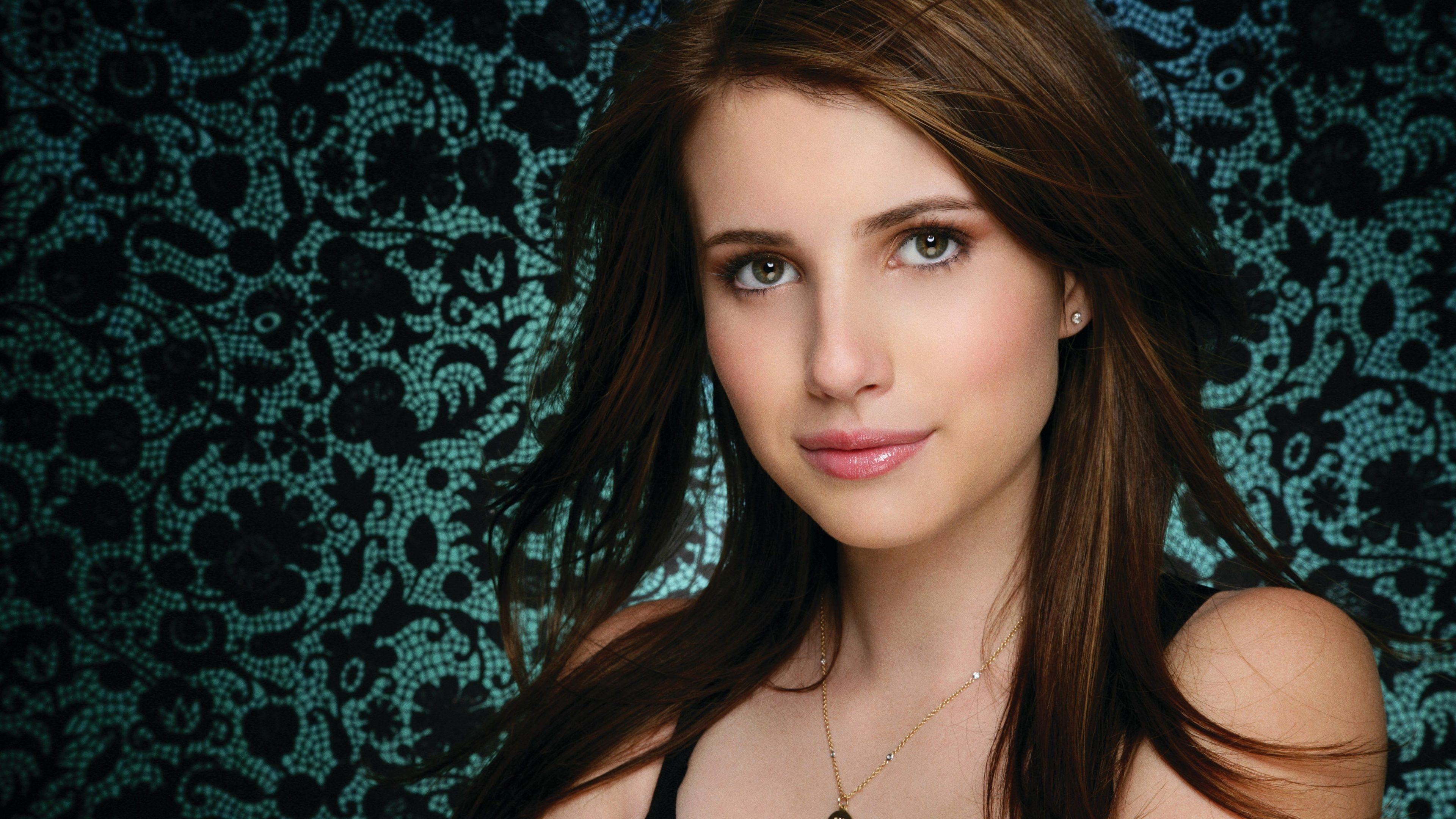 3840x2160 Emma Roberts 4k Hd Wallpaper Image