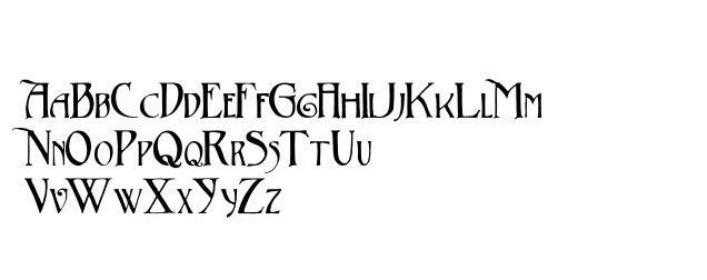 Steam Ingenious: Free Steampunk Fonts Part Three | Steampunk