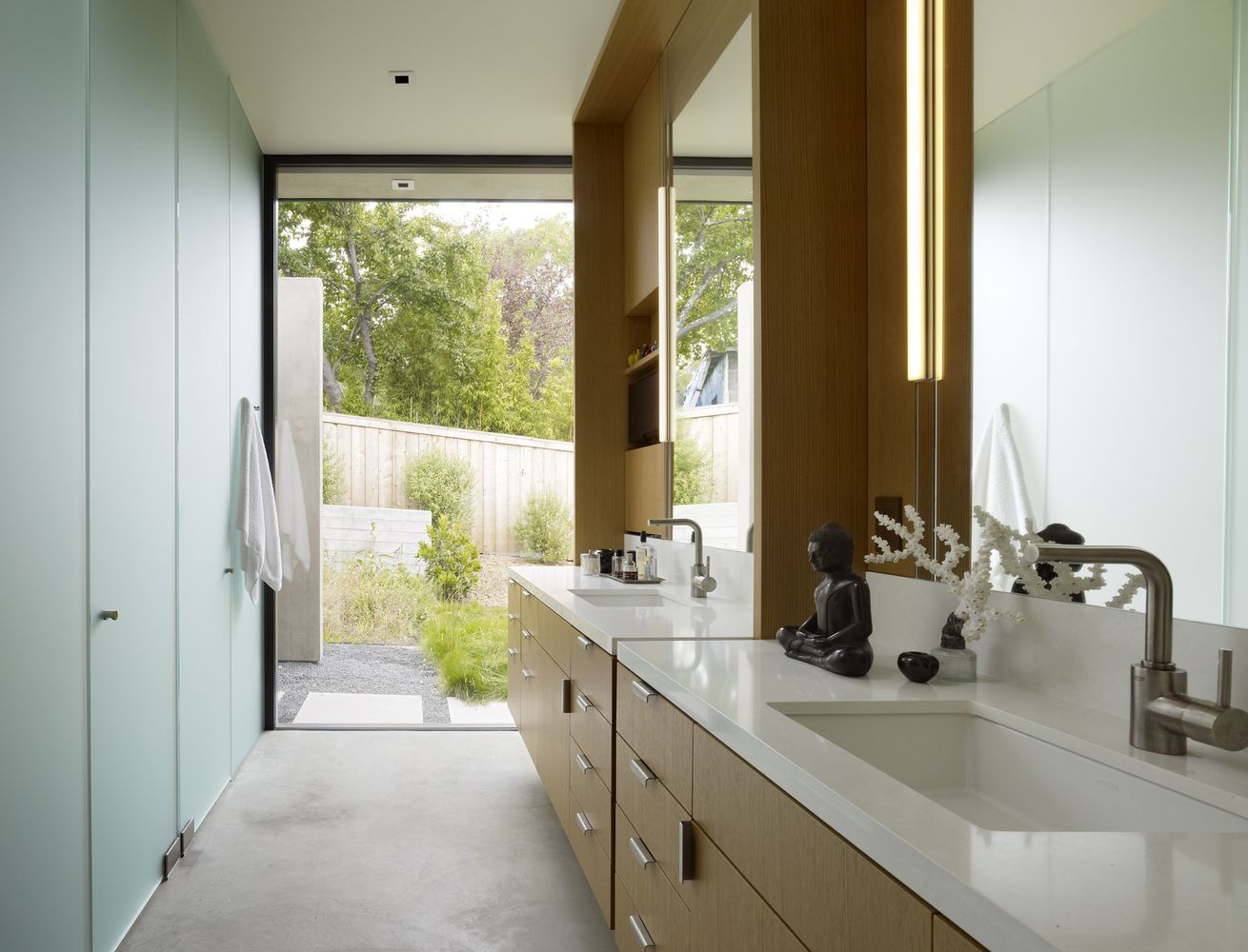 Gallery of mill valley courtyard res aidlin darling design